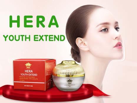 Hera Youth Extend tuyệt chiêu gìn giữ nhan sắc phái đẹp!