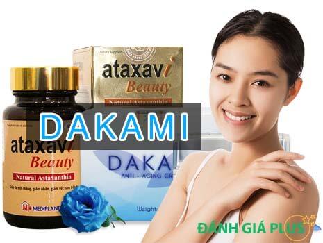 Kem Dakami chống lão hóa da – Có tốt không? Giá bao nhiêu ?