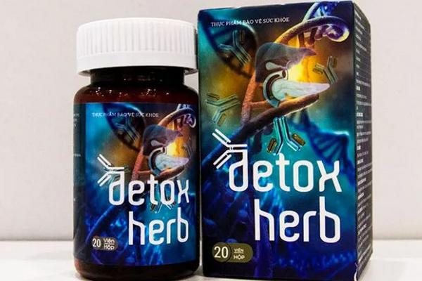 detoxherb co tot khong