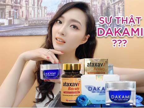 Sự thật về kem Dakami – Có lừa đảo không? Dùng có bị dị ứng da?