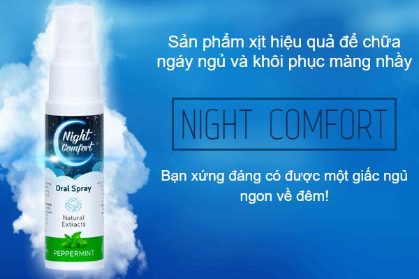 night comfort mua o dau