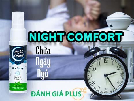 Đánh giá Night Comfort có tốt không? Mua ở đâu? Giá bao nhiêu?