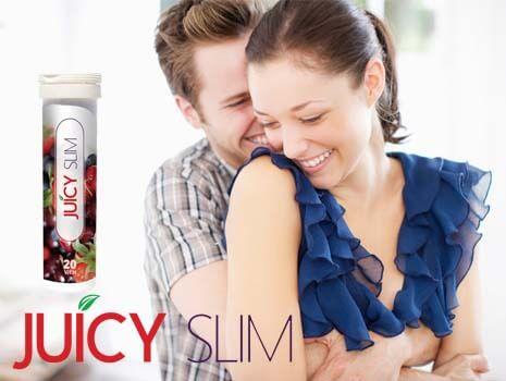 Tác dụng bất ngờ khi vừa mới sử dụng Viên sủi giảm cân Juicy Slim