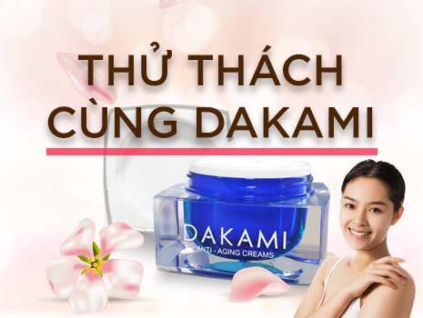 Lộ trình sử dụng kem Dakami trong vòng 14 ngày và hiệu quả mang lại