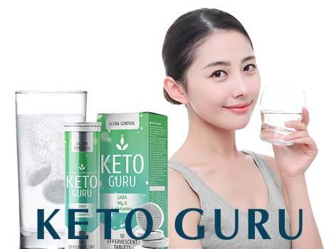 Viên sủi giảm cân KetoGuru – Giá bao nhiêu? Mua ở đâu? Có tốt không?