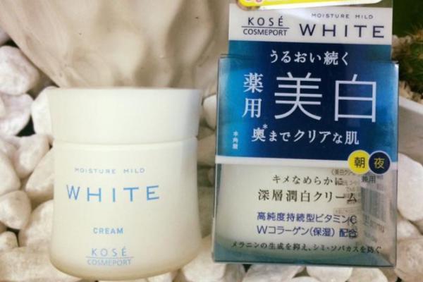 kem dưỡng trắng da body nhật bản