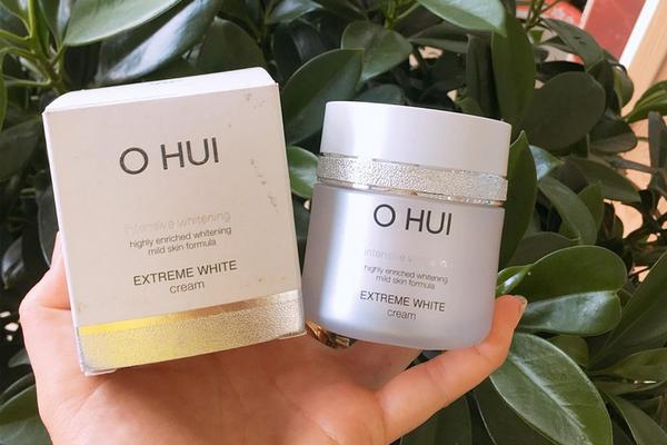 ohui extreme white cream