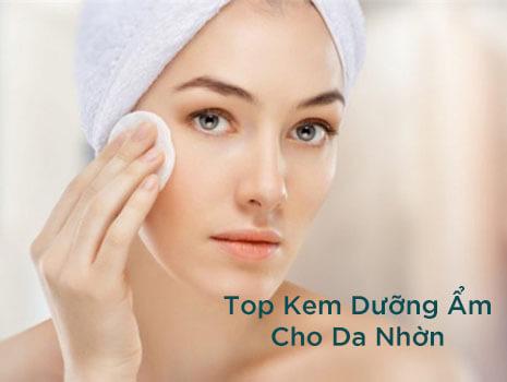Top #5 Kem Dưỡng Ẩm Cho Da Dầu Tốt Nhất 2020