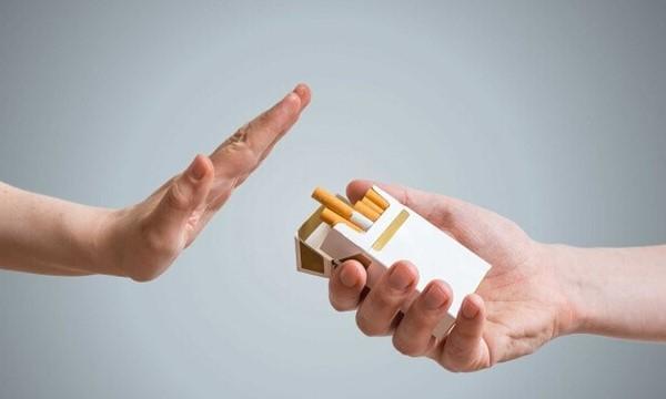 bỏ thuốc lá thành công