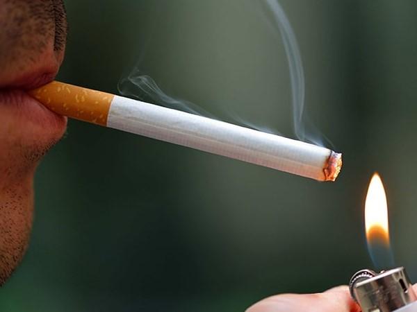 cai thuốc lá tự nhiên