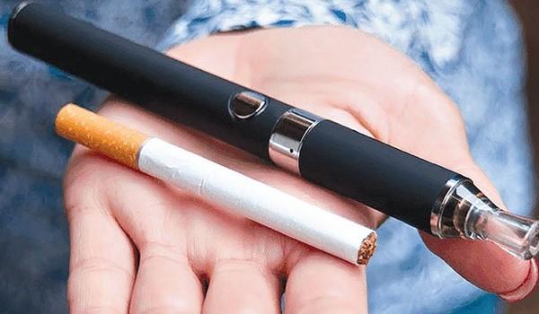cai nghiện thuốc lá bằng thuốc lá điện tử