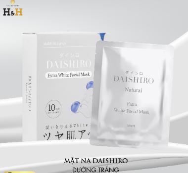 Bạn có muốn mua mặt nạ tế bào gốc Daishiro Nhật Bản, bảo bối làm đẹp của phụ nữ xứ sở mặt trời mọc không ?