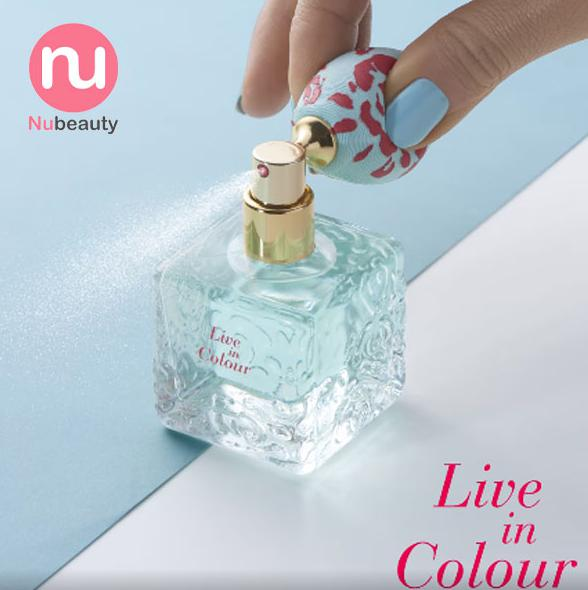 Live In Colour Eau de Parfum