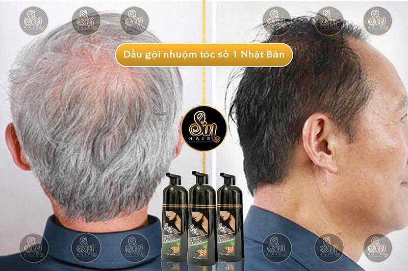 dầu gội sin hair