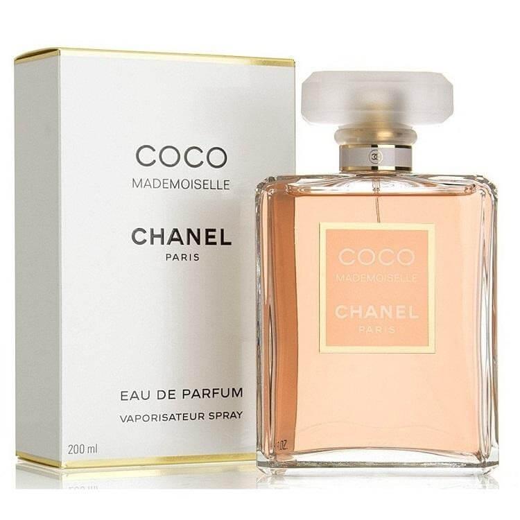 Coco Mademoiselle EDP thiết kế tối giản nhưng đẹp